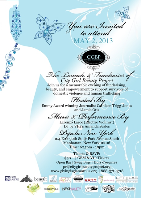 INVITATION - MAY 2 BENEFIT - CITY GIRL BEAUTY PROJECT - WEB LARGE