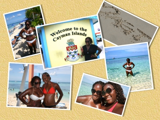 Grand Cayman Collage