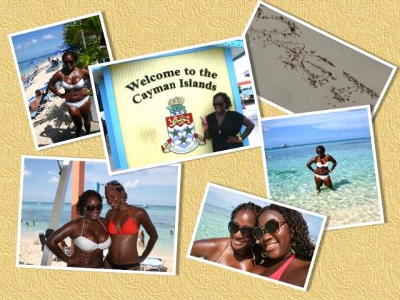 Grand Cayman Collage